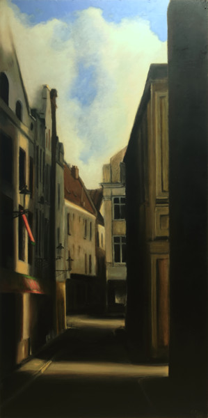 """L'Eclaircie"", (A shiny sunday brussel afternoon)"