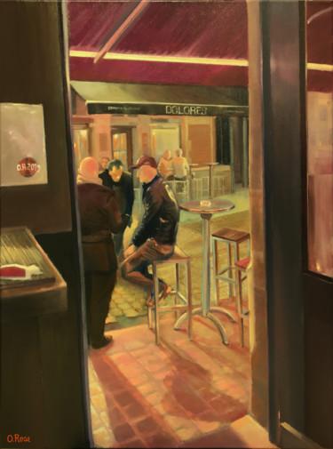 """""""Fin de soirée"""" (Série Station 3/3)"""